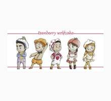 TEENberry WOLFcake Kids Clothes