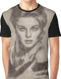 Ann-Margret, Actress Graphic T-Shirt