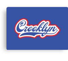 Crooklyn Canvas Print
