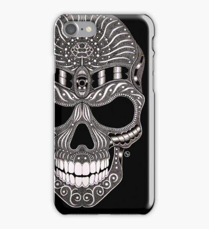 EP. SKULL #03 iPhone Case/Skin