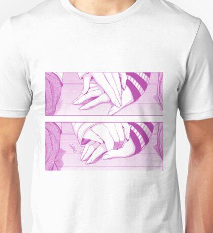 Hands (Pink) Unisex T-Shirt