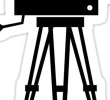 Filmmaker Sticker