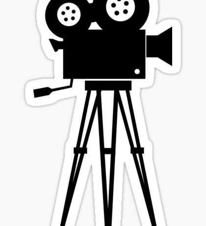 Filmmaker Sticker