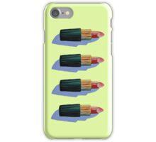 Many Lipsticks iPhone Case/Skin