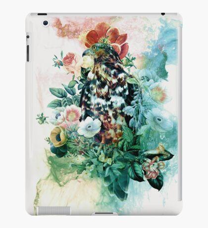 Bird in Flowers iPad Case/Skin