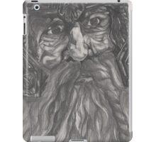 Dwarf Beard iPad Case/Skin
