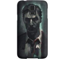 Rust Cohle Samsung Galaxy Case/Skin