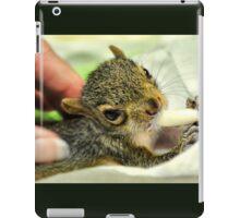 Feeding Time iPad Case/Skin