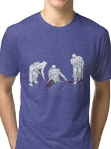 Curltroopers Tri-blend T-Shirt