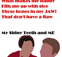 My Shiny Teeth And Me by danishstarkid