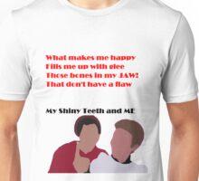 My Shiny Teeth And Me Unisex T-Shirt