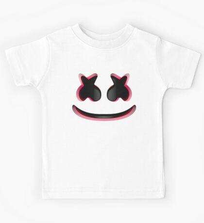 Marshmello - Pink Kids Tee