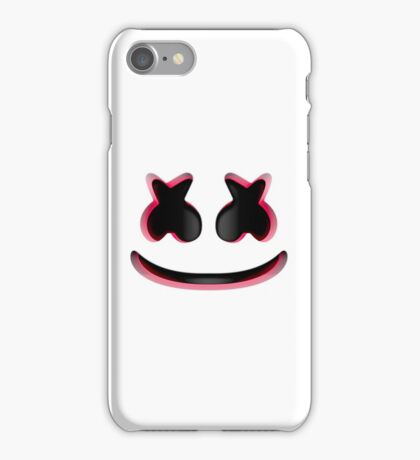 Marshmello - Pink iPhone Case/Skin