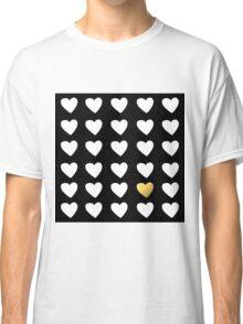 Golden Heart Classic T-Shirt
