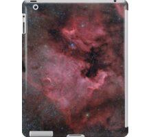 Red Galaxy iPad Case/Skin
