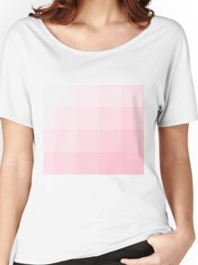 Pink Pixel Women's Relaxed Fit T-Shirt