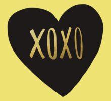 XOXO Heart Kids Tee