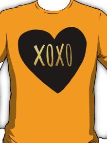 XOXO Heart T-Shirt