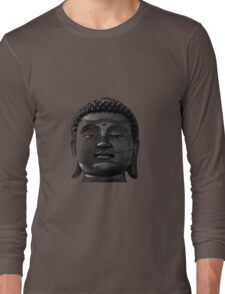 Zen Buddha Long Sleeve T-Shirt