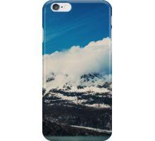 Alaska Mountain iPhone Case/Skin