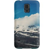 Alaska Mountain Samsung Galaxy Case/Skin
