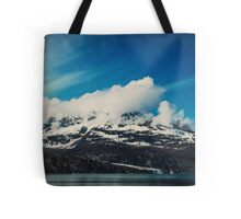 Alaska Mountain Tote Bag