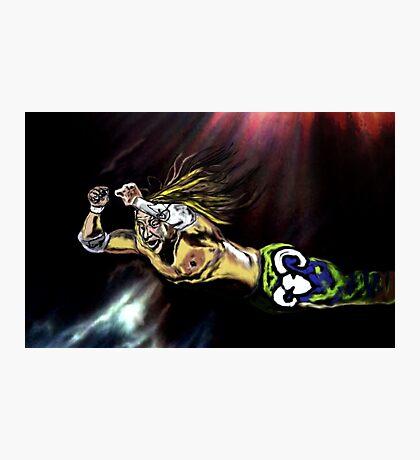 The Wrestler Photographic Print