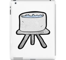 cartoon science experiment iPad Case/Skin