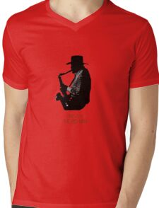 The Big Man Mens V-Neck T-Shirt