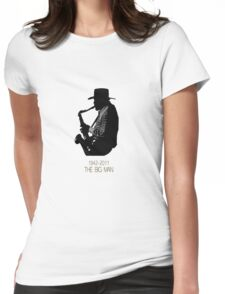 The Big Man Womens Fitted T-Shirt