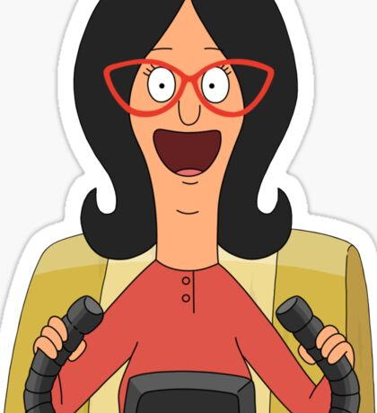 Linda Belcher Sticker