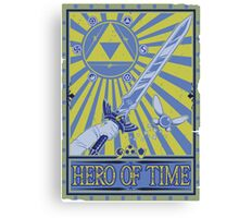 Wanted: Hero of Time Canvas Print