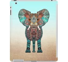 BOHO SUMMER ELEPHANT iPad Case/Skin