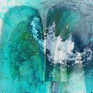 Stormy Blue by Benedikt Amrhein
