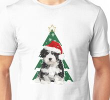 A Puppy for Xmas Unisex T-Shirt