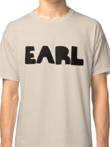 Earl Version 1 Black Ink Classic T-Shirt