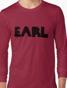 Earl Version 1 Black Ink Long Sleeve T-Shirt