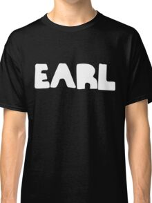 Earl White Ink Classic T-Shirt