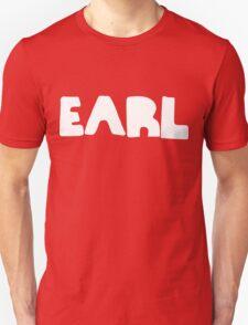 Earl White Ink Unisex T-Shirt
