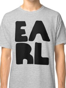 Earl Version 2 Black Ink Classic T-Shirt