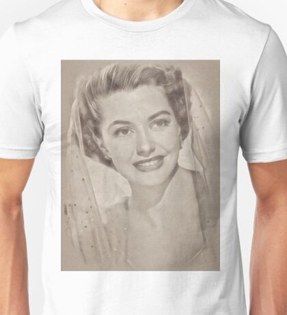 Cyd Charisse Hollywood Actress and Dancer Unisex T-Shirt