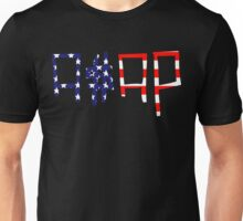 ASAP Stars And Stripes | A$AP Stickers Unisex T-Shirt