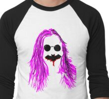 Ozzy, The Batman  Men's Baseball ¾ T-Shirt