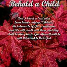 Behold a Child by Charles & Patricia   Harkins ~ Picture Oregon