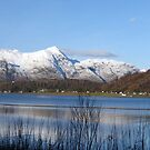 Looking Across Loch Linnhe at Fort William, Scotland by trish725