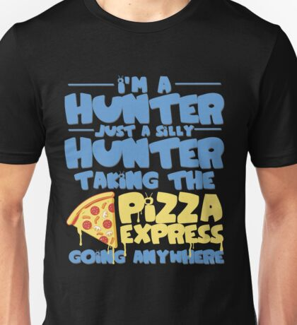 I'm A Silly Hunter Funny Family Guy T Shirt Unisex T-Shirt