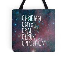 The Lux Series - Galaxy Tote Bag