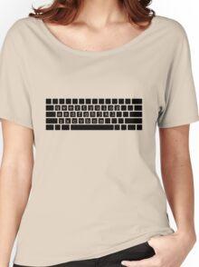Keyboard Women's Relaxed Fit T-Shirt