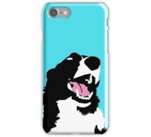 Sheep dog (Border Collie) iPhone Case/Skin