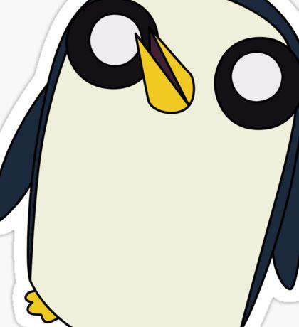 Adventure Time - Gunter 1 Sticker